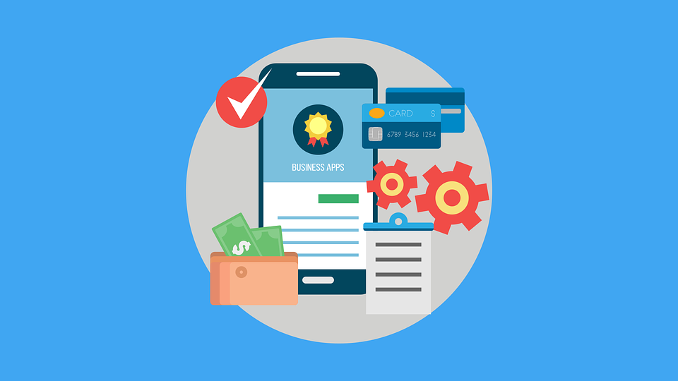Google Ads campaigns with apps
