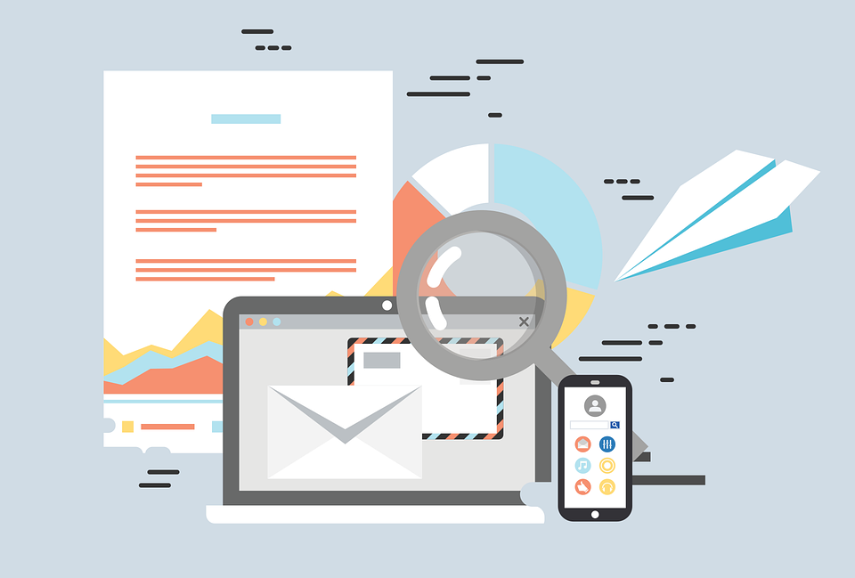Landing Pages for email marketing campaigns